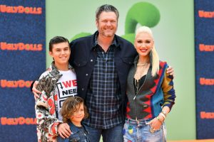 Gwen Stefani Shares Sweet Photos of Blake Shelton With Her Sons for Father's Day