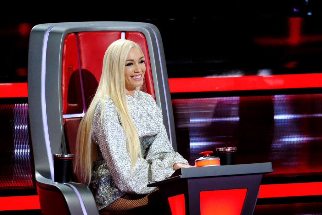 Gwen Stefani on The Voice - Season 17