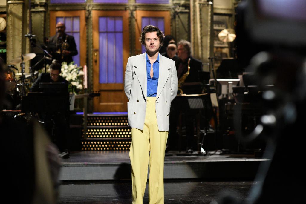Harry Styles on SNL