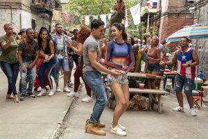 Lin-Manuel Miranda's Wife 'Burst Into Tears' When She Saw This 'In the Heights' Scene Being Filmed