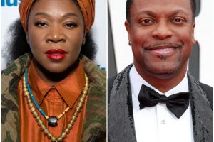 India.Arie Reacts to Rumors She's Secretly Dated Chris Tucker for 13 Years