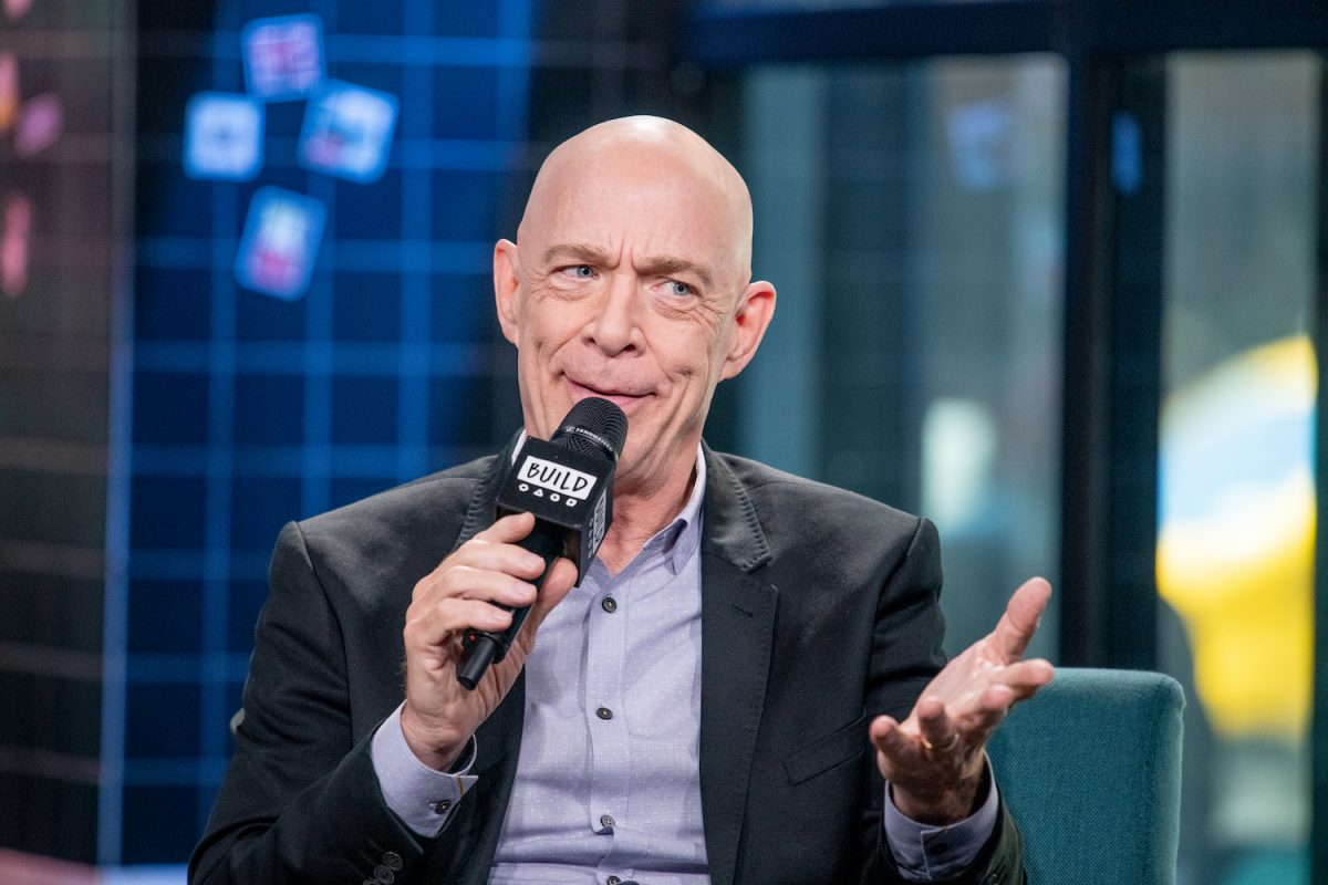 J.K. Simmons at Build Studio | Roy Rochlin/Getty Images