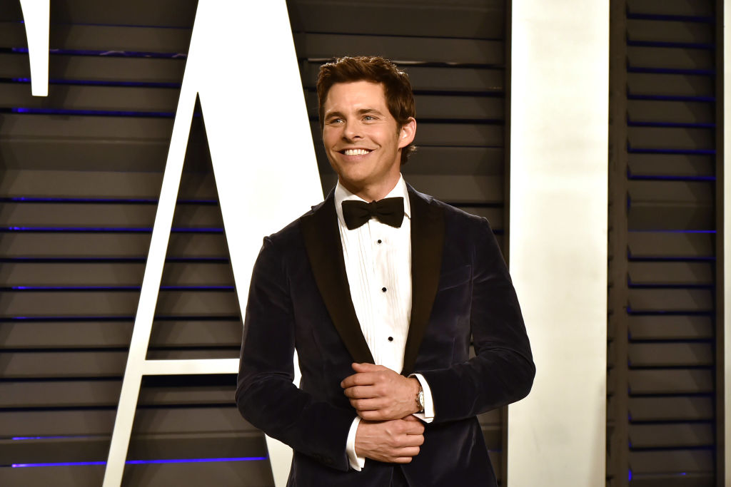 James Marsden | David Crotty/Patrick McMullan via Getty Images