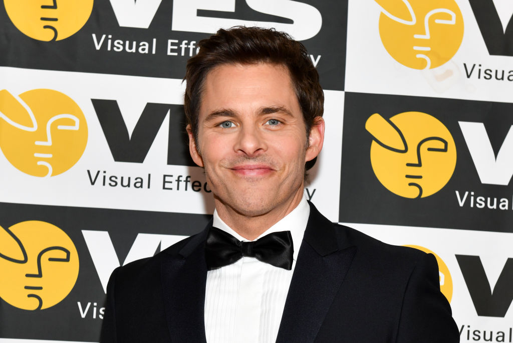 James Marsden in 2019| Rodin Eckenroth/Getty Images