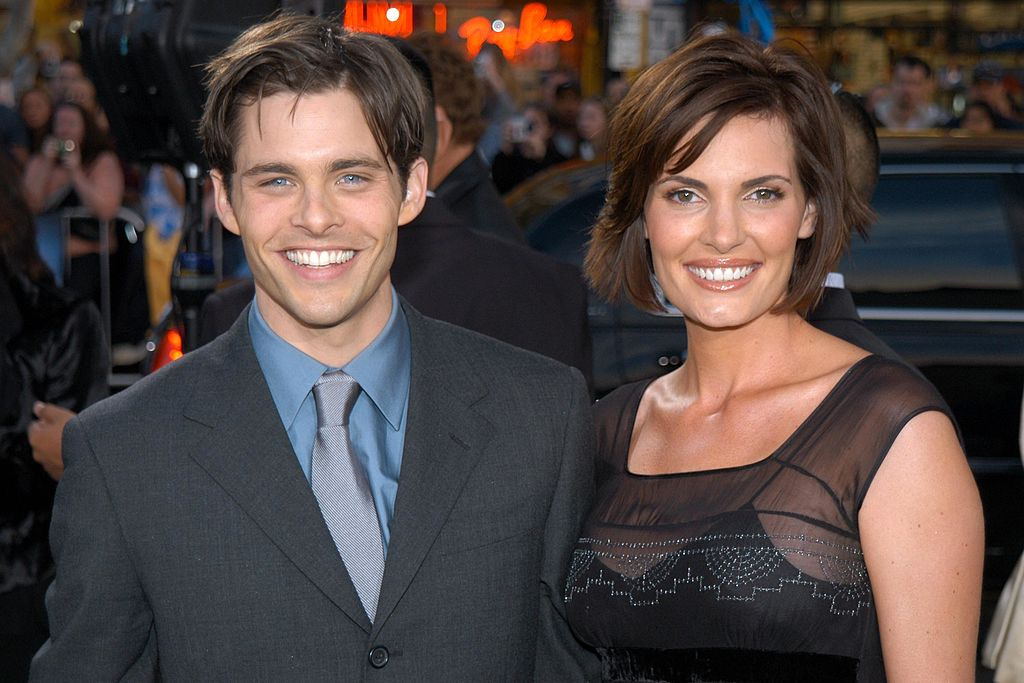 James Marsden and Lisa Linde |Jeff Kravitz/FilmMagic