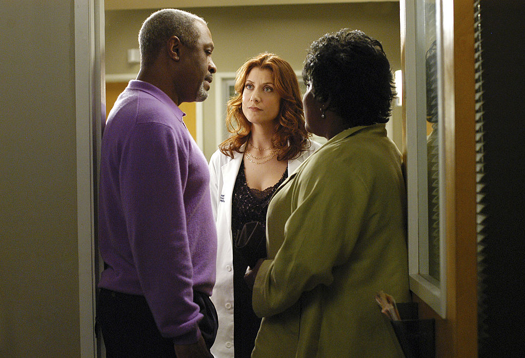 James Pickens Jr., Kate Walsh, and Loretta Devine of 'Grey's Anatomy'