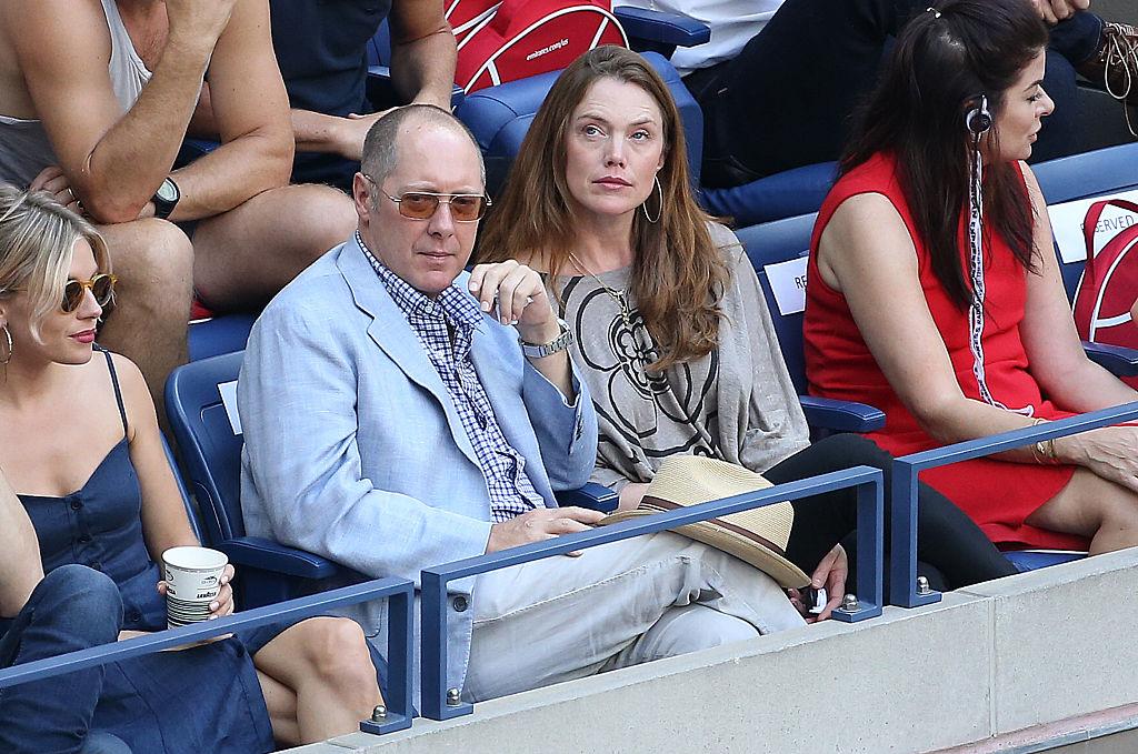 James Spader and Leslie Stefanson