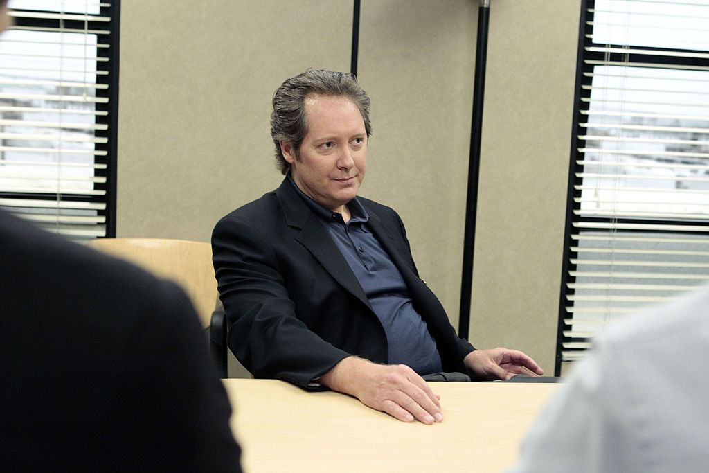 James Spader of 'The Office'
