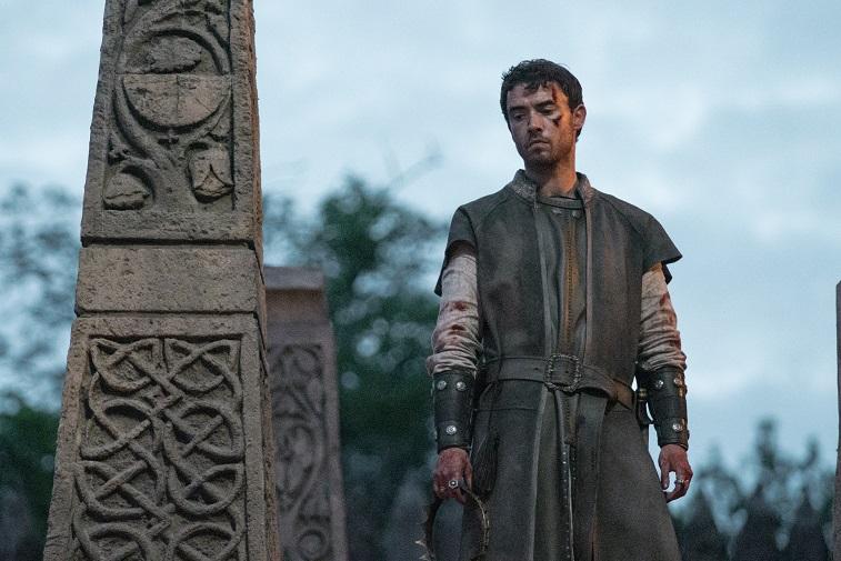 Jamie Blackley as Eardwulf in 'The Last Kingdom'