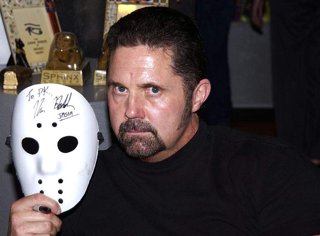 Jason Voorhees Kane Hodder