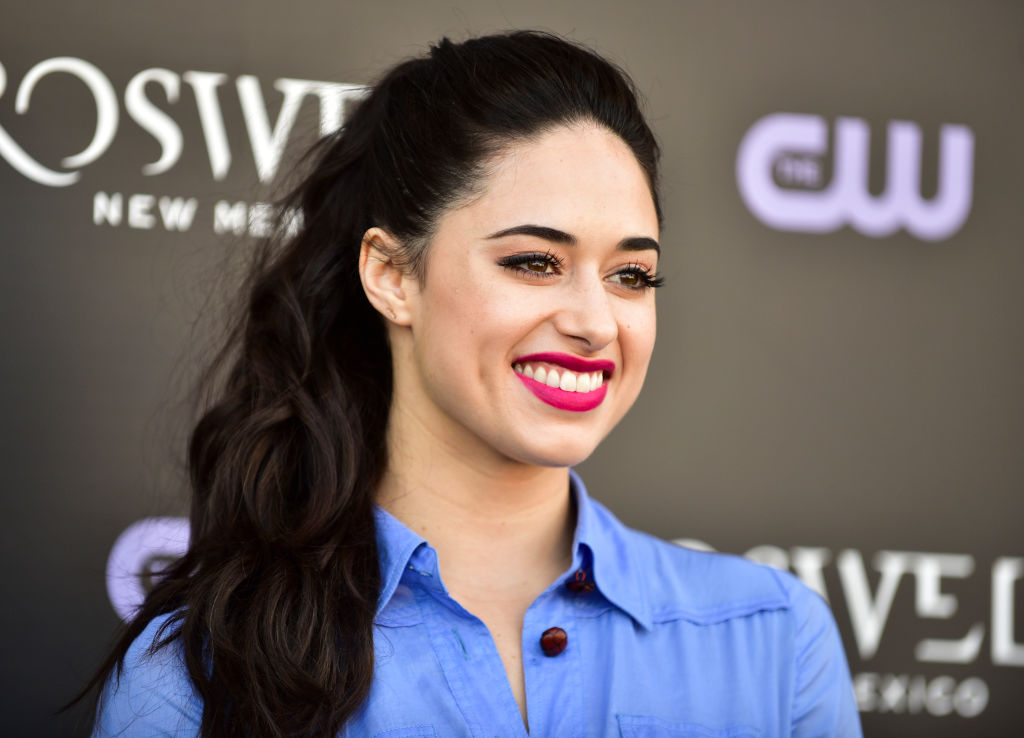 Jeanine Mason of 'Roswell, New Mexico'