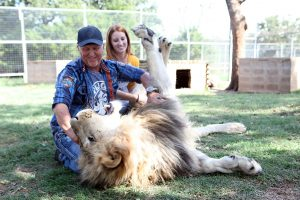 'Tiger King': Jeff Lowe Is Opening a New Zoo for Joe Exotic's Animals