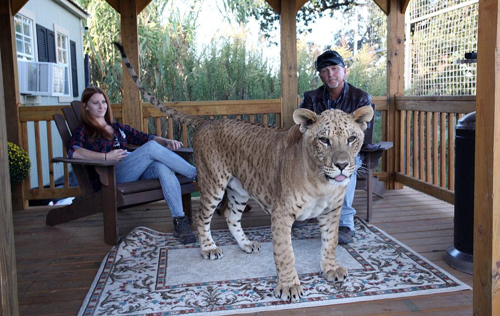 Jeff Lowe and Lauren Lowe