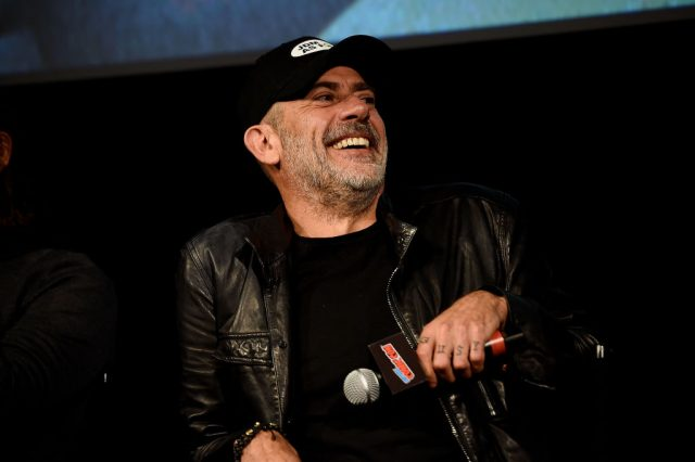 Jeffrey Dean Morgan at New York Comic Con