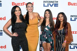 'Jersey Shore': The Top Fights Between Angelina Pivarnick and Jenni 'JWoww' Farley