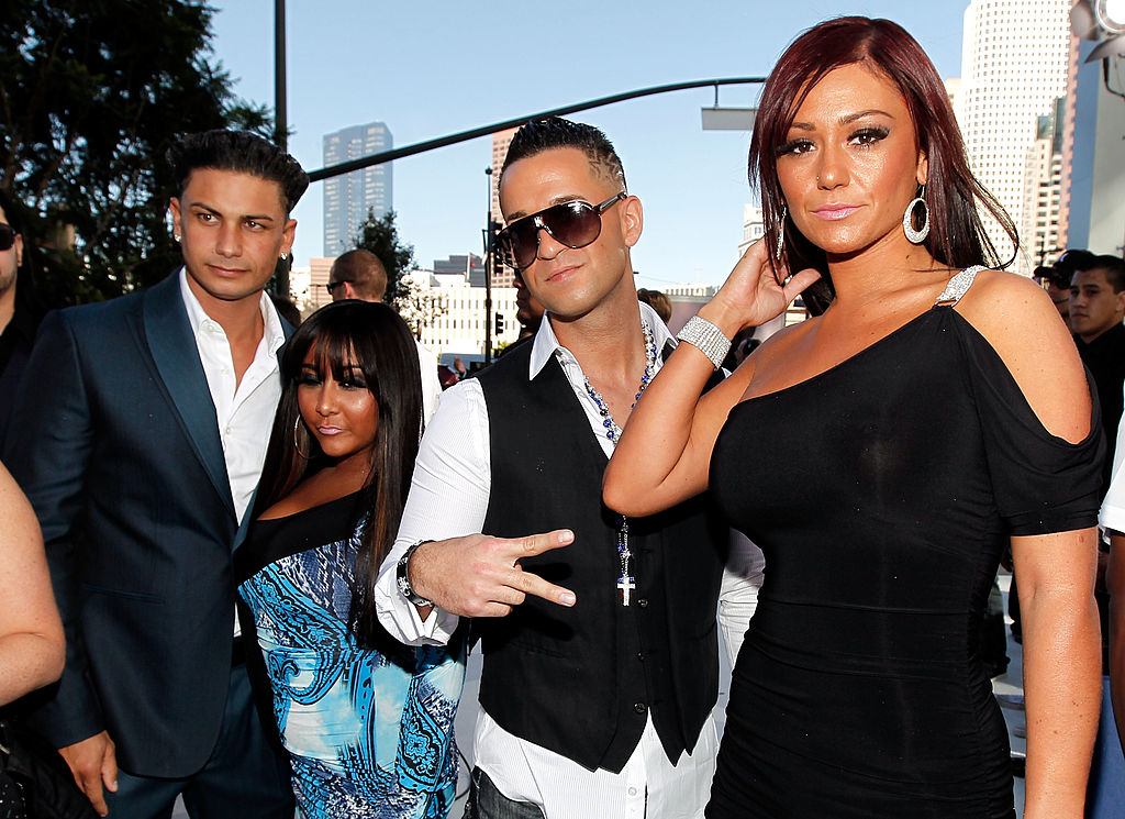 'Jersey Shore' Why 'JWoww' really punched Mike 'The Situation'