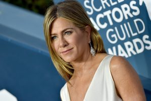 Jennifer Aniston Received a $12K Chanel Bicycle From a 'Friends' Co-Star