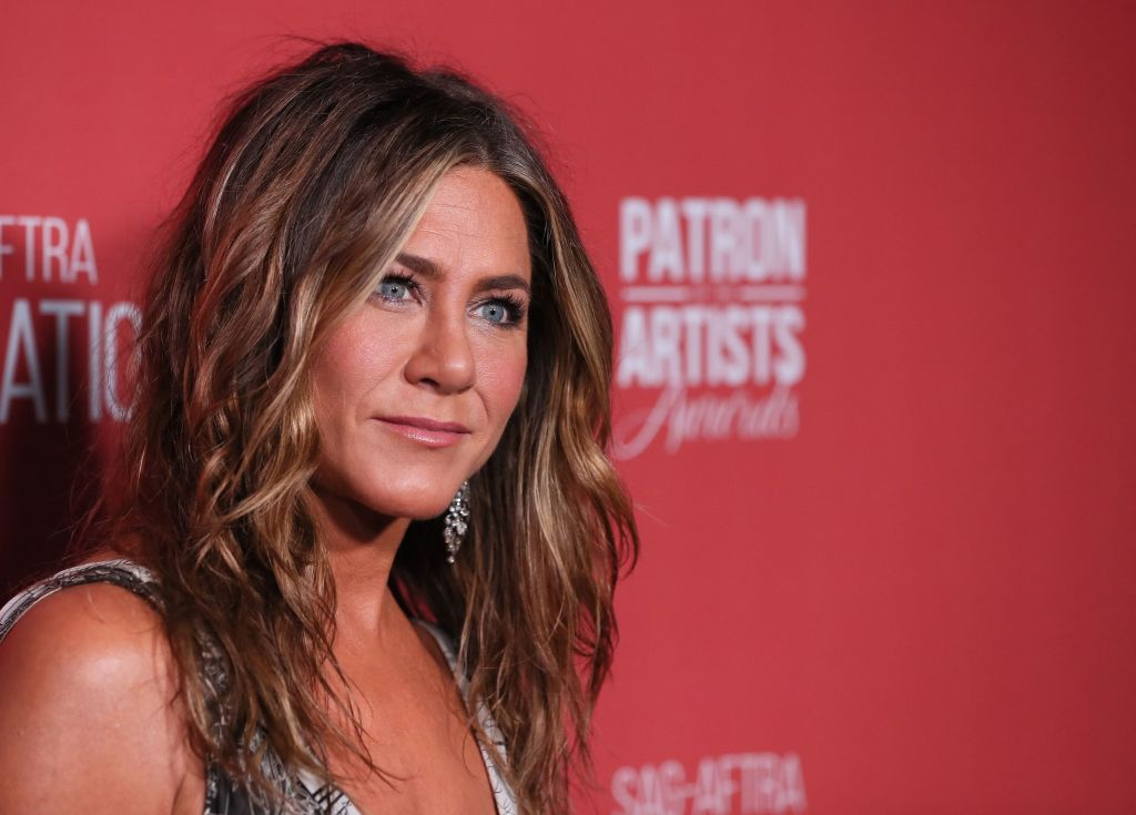 Jennifer Aniston | JEAN-BAPTISTE LACROIX/AFP via Getty Images