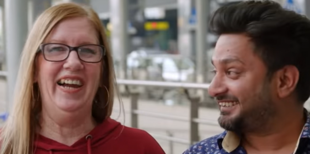 90 Day Fiancé: The Other Way Jenny Sumit