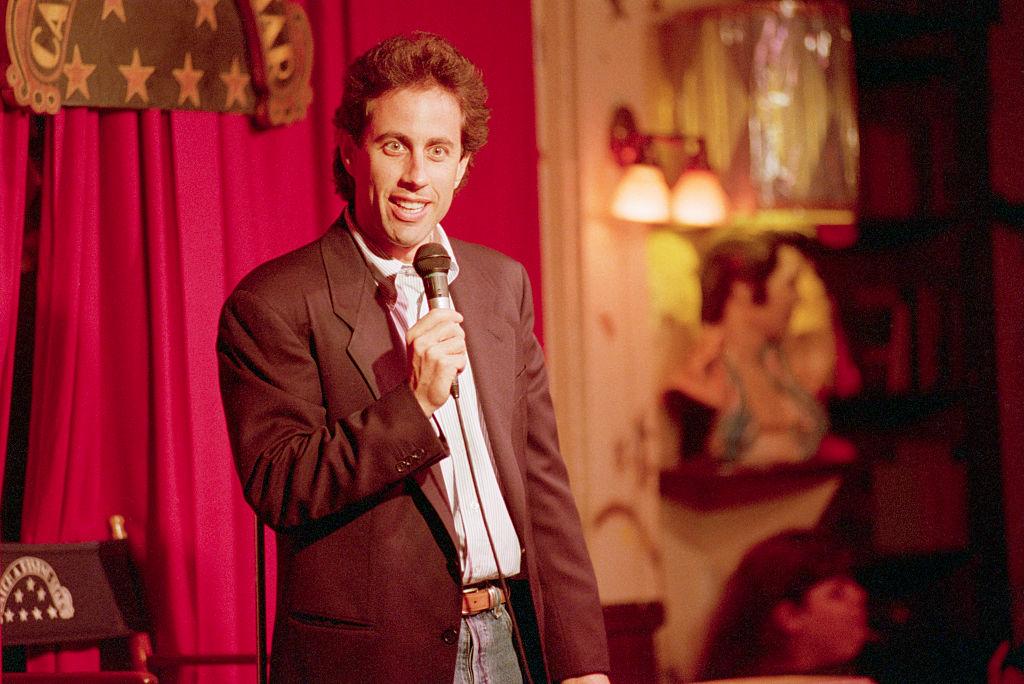 Jerry Seinfeld standup