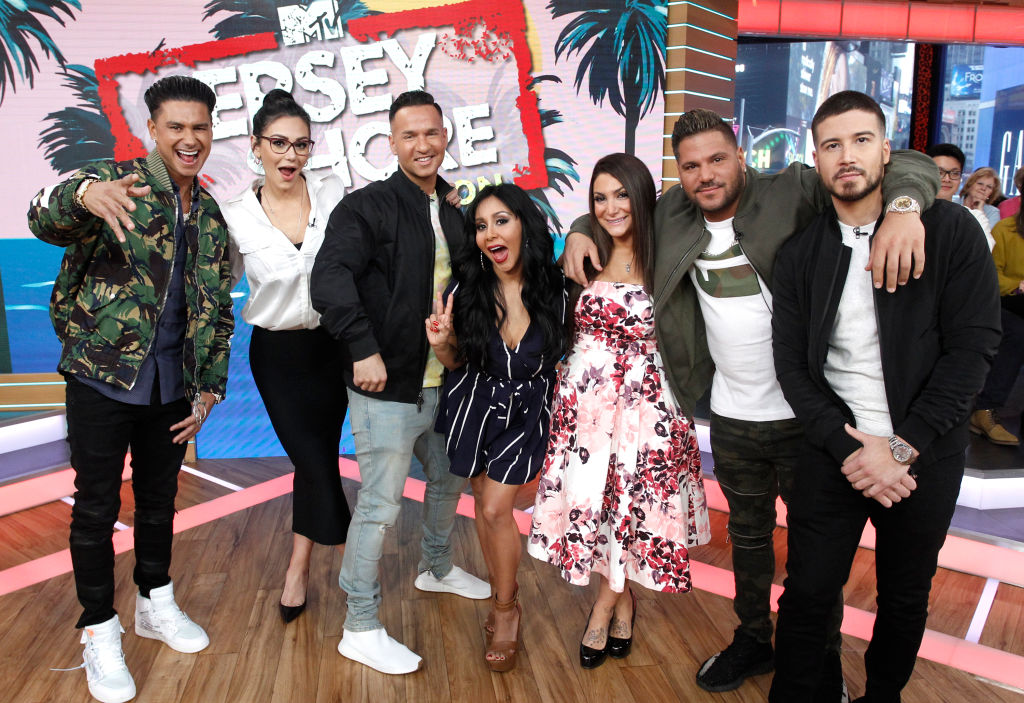 is 'Jersey Shore' fake