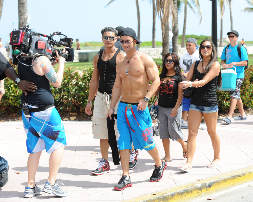 Is 'Jersey Shore' fake?