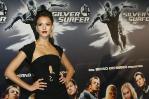 Jessica Alba Nearly Quit Acting After Filming Marvel's 'Fantastic Four'