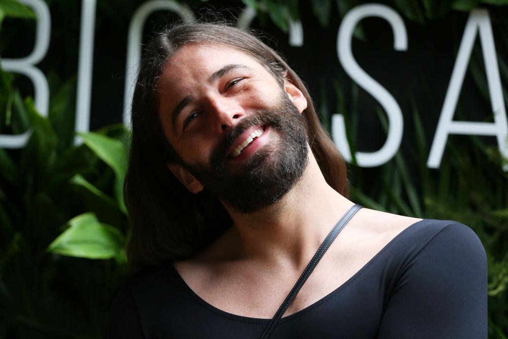 Jonathan Van Ness attends the Biossance launch at Botanic House