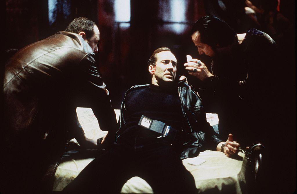 Joel Schumacher directed 8mm
