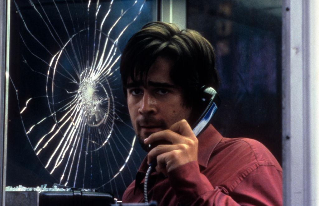 Joel Schumacher directed Phone Booth