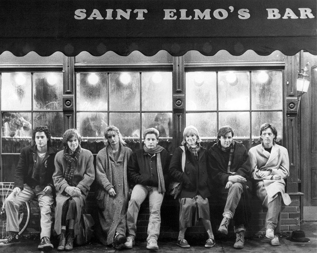 Joel Schumacher directed St. Elmo's Fire