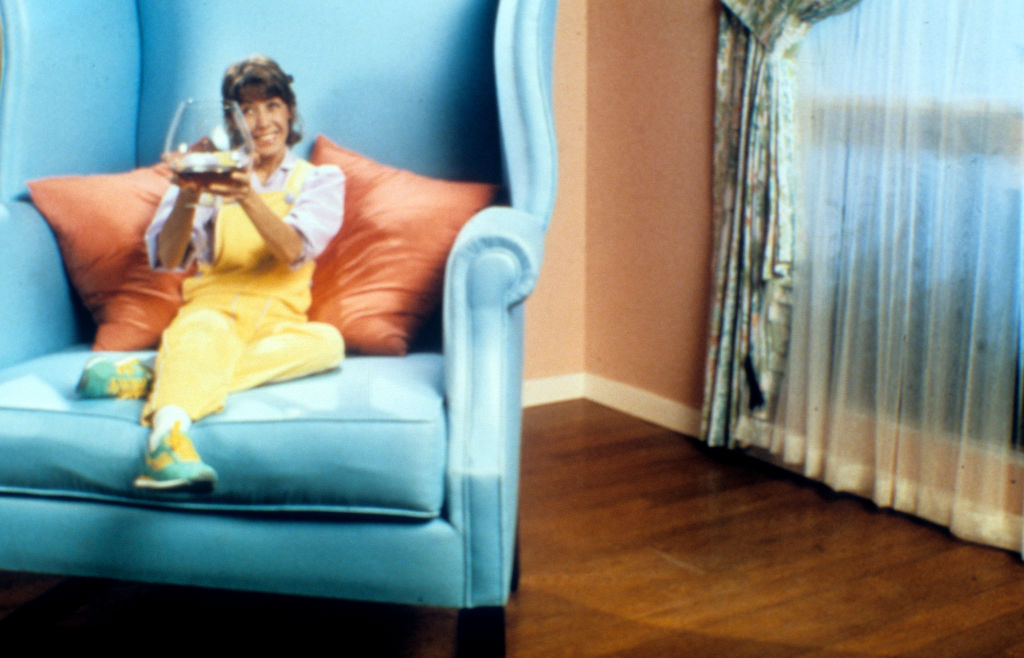Joel Schumacher directed The Incredible Shrinking Woman