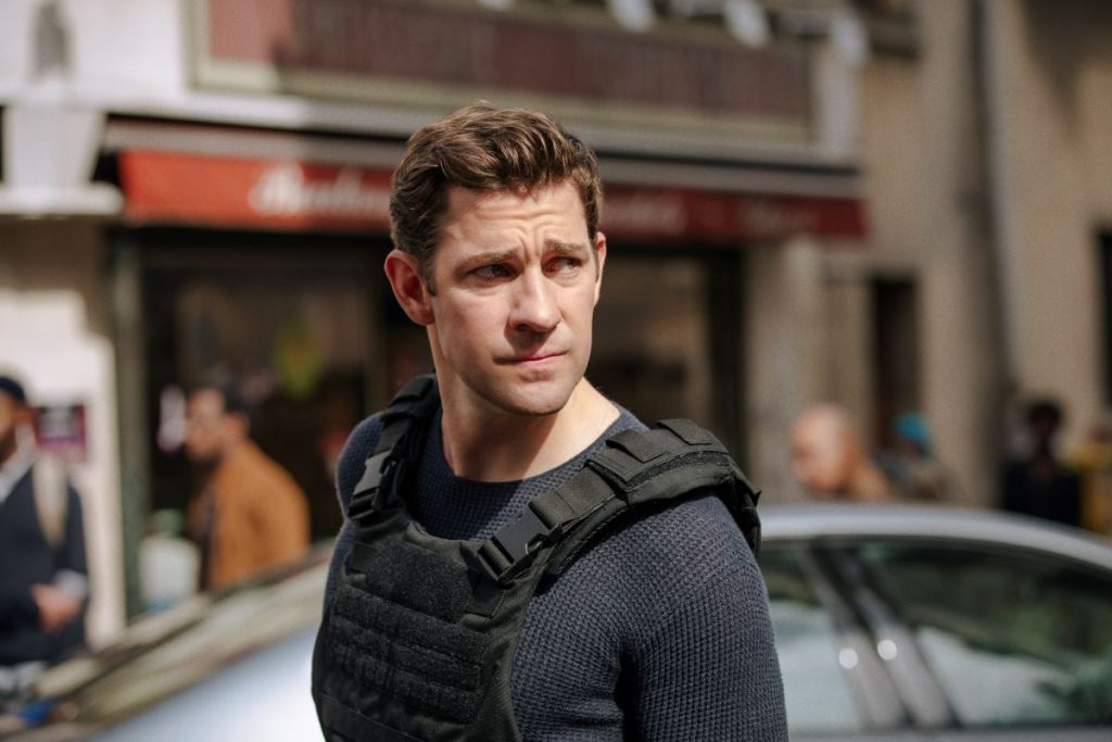 John Krasinski in 'Tom Clancy's Jack Ryan'