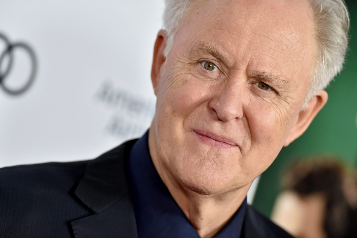 John Lithgow arrives at the premiere of 'The Crown' in 2019