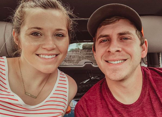 Joy-Anna Duggar and Austin Forsyth Are Reportedly Leaving 'Counting On' Behind
