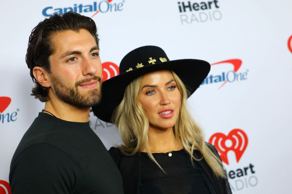 Jason Tartick and Kaitlyn Bristowe of 'The Bachelorette' attend iHeartRadio ALTer EGO presented by Capital One at The Forum on January 18, 2020 in Inglewood, California.