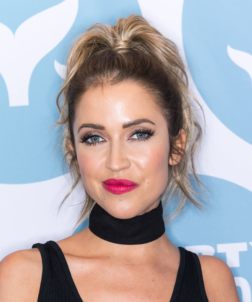 Kaitlyn Bristowe at 9th Annual Shorty Awards