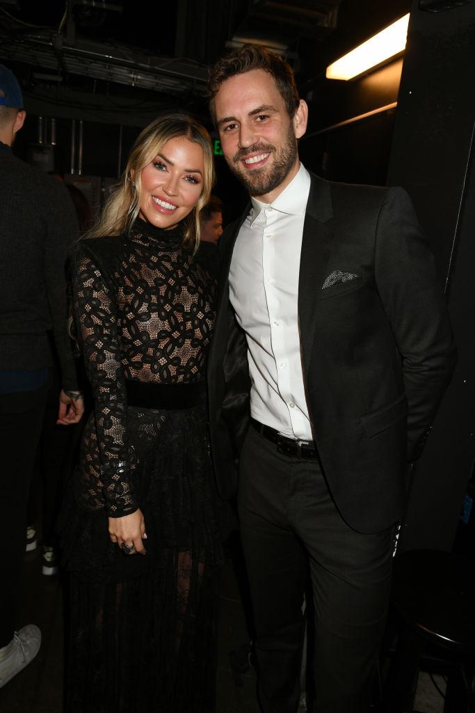 The Bachelor alums Kaitlyn and Nick