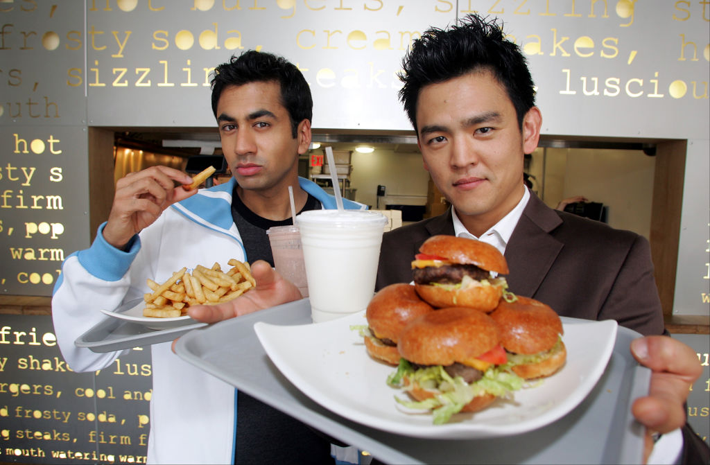 Kal Penn and John Cho from 'Harold and Kumar Go to White Castle'