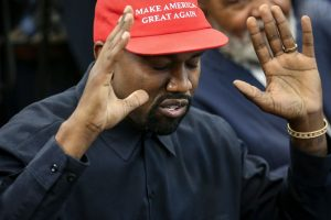 New Report Claims Kanye West Faked Support for Donald Trump to Benefit Black People