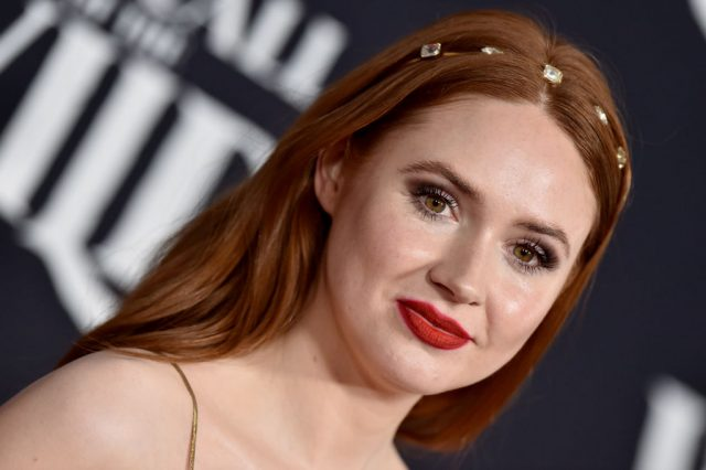 Karen Gillan at 'The Call of the Wild' premiere
