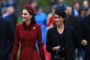 The Divide Between Kate Middleton and Meghan Markle is Only Growing