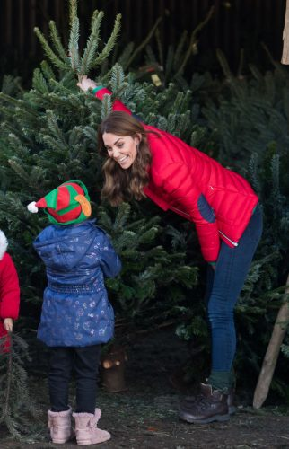 Kate Middleton at event for Family Action