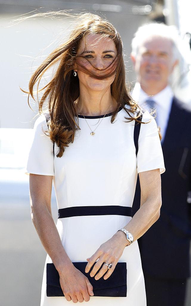 Kate Middleton in 2014