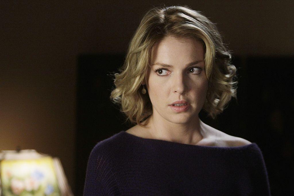 """Katherine Heigl as Izzie Stevens on ABC's """"Grey's Anatomy"""" - Season Six"""