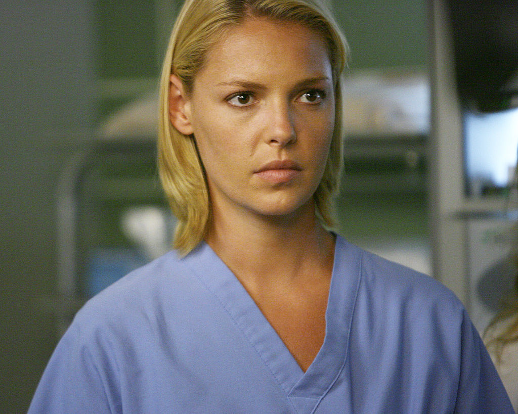 Katherine Heigl of 'Grey's Anatomy'