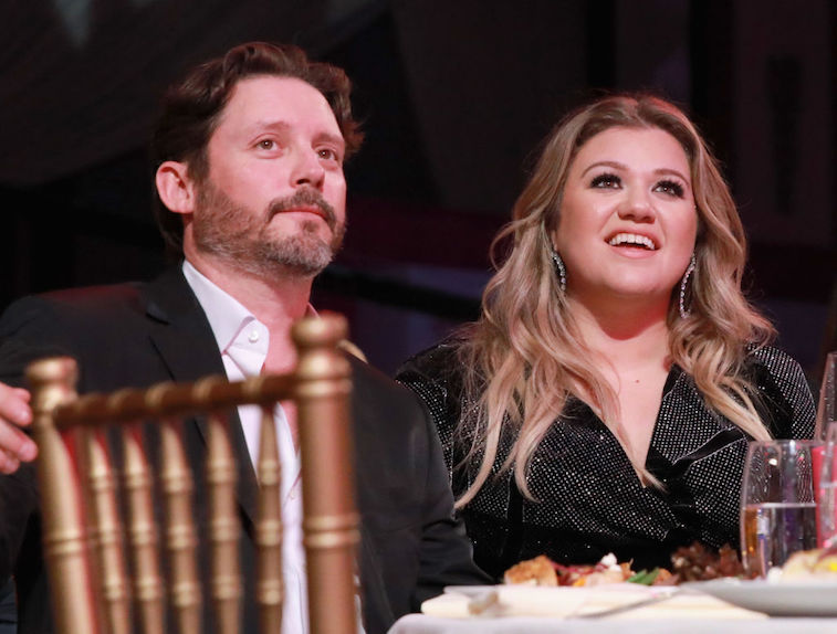 Kelly Clarkson recently filed for divorce from Brandon Blackstock.