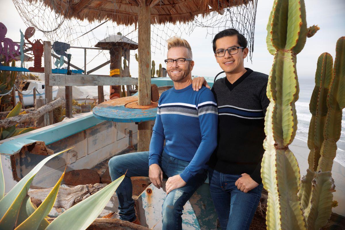 Kenneth Niedermeier and Armando Rubio