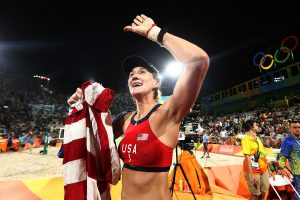Olympic Gold Medalist Kerri Walsh Jennings Tells Us Her Secrets for Finding Balance and Staying Fit