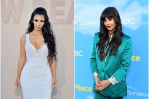 How Does Kim Kardashian West Feel About Jameela Jamil's Scathing Comments?